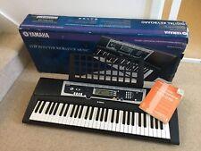 Yamaha YPT 210 Electronic Digital Keyboard With Instructions And Box