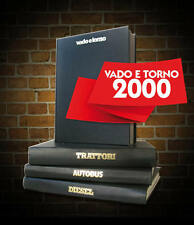 Rivista VADO E TORNO rilegata 2000