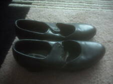Black Tap Shoes Size 6 1/2 Cuban Heel