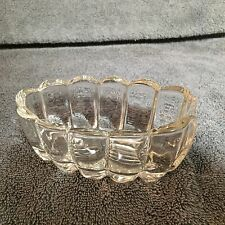Princess House Crystal Spoon/Fork Holder Scalloped Buffet Single  Replacement