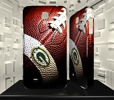 Coque rigide pour Samsung Galaxy S4 Mini Green Bay Packers NFL Team 03