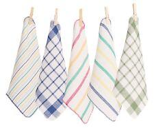 RANS Kitchen Dish Cloths 100% Cotton | Set of 50 | Long Lasting, Absorbent