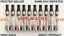 10 -- Atomizer Clearomiser Atomiser Clearomizer Cartomizers --shisha-pipe-510