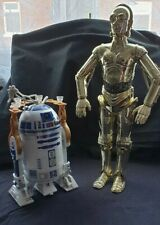 Star Wars 12 inch figure C3PO & R2D2 unit 1/6 scale figure as JABBA'S PRISONER
