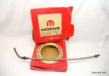 NOS MoPar 1963-1966 Plymouth Fury Dodge 330 REAR PARK BRAKE CABLES SET   2448768