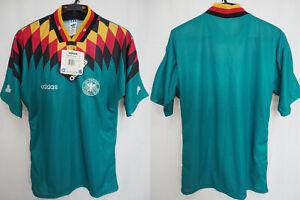 1994-1995 Germany Deutschland Jersey Shirt Trikot Away Adidas World Cup M BNWT