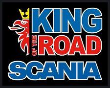 24v Cabin Interior LED Light Plate Scania King Illuminating Dimmer Board 50x40