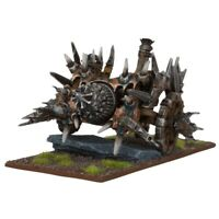 Mantic Games Kings of War Goblins Goblin Mincer With Crewman Fast & Free P&P UK