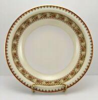 Vintage Meito China Asama Shape Rim Soup Bowl Gold Trim