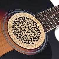 INLAY Soprano THREE UKULELE ROSETTES, SOUND HOLE 413-S-3