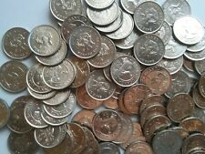 Uganda 50 cents 1976 10 coins