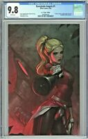 Everglade Angels #1 CGC 9.8 JeeHyung Lee Virgin Edition Variant Cover Frankies