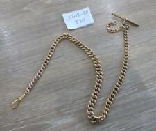 QUALITY VINTAGE ALBERT POCKET WATCH CHAIN