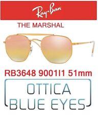 Occhiali da Sole RAY BAN SUNGLASSES RB 3648 9001I1 51mm RAYBAN THE MARSHAL New