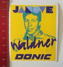 Autocollant/sticker: janove Donic-waldner (060416136)