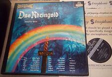 Solti/Flagstad/London WAGNER Das Rheingold - London Blueback OSA 1309