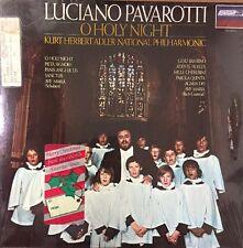 "Kurt Herbert Adler - ""Luciano Pavarotti: O Holy Night"" LP (SEALED)"