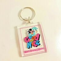 Disney Mickey Mouse Graduation Keychain | 1990