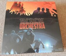 BLACK ORCHESTRA~SECOND EDITION~BONUS PLOT CARD~2017~WWII~HITLER~FACTORY SEALED!