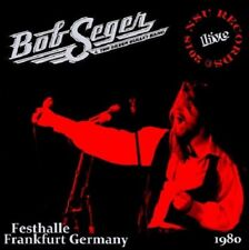 Bob Seger & The Silver Bullet Band Live frankfurt germany 1980 nov 30th ltd CD