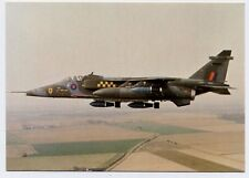 Sepecat Jaguar GRI strike & reconnaissance aircraft Postcard - After The Battle