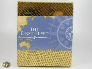 2008 The First Fleet 1oz Silver Proof Coin
