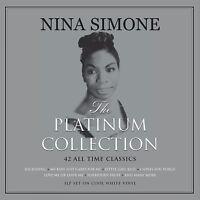 NINA SIMONE - PLATINUM COLLECTION  3 VINYL LP NEU