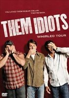 Whirled Tour [DVD] by Them Idiots (DVD) BRAND NEW SEALED