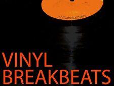 REX WAV AKAI Breakbeat Drum Loops Hip Hop Funk Breaks SOUL Vinyl SAMPLE BEATS CD
