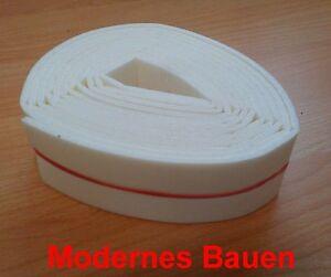 Wannenprofilband Dichtband für Badewannen Duschwannen