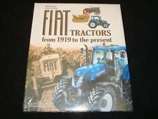 FIAT TRACTORS FROM 1919 TO THE PRESENT 2011 DOZZA, MISLEY HARDBACK NEW & WRAPPED