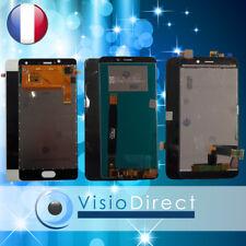 Ecran pour Wiko U Feel View/Prime/XL Wim Lite vitre tactile + LCD BLANC NOIR