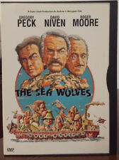THE SEA WOLVES DVD (1980) Gregory Peck David Niven Roger Moore