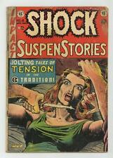 Shock Suspenstories #8 FR 1.0 1953