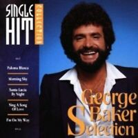 GEORGE BAKER - SINGLE HIT-COLLECTION  CD 16 TRACKS SCHLAGER/POP BEST OF NEW