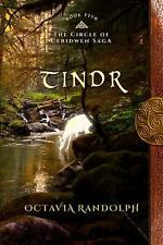 The Claiming: Tindr : Book Five of the Circle of Ceridwen Saga Five by...