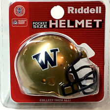 Riddell Mini Helmet WASHINGTON HUSKIES pocket size college football
