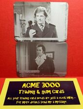 Unstoppable The Persuaders PRINTER PLATE PAIR Base Card NUMBER 32 Moore & Curtis
