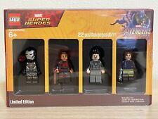 Lego Bricktober Marvel Avengers Infinity War  5005256 - Wong, War Machine, Bucky