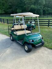 Yamaha Golf Cart 4 Seater with Lights Electric golf car with Charger Nice !