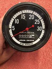Vintage 1964 1969 John Deere 4020 Tractor Combine Nos 3500 Rpm Tachometer