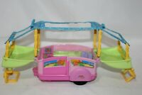 Fisher Price Little People Dollhouse POP-UP Family CAMPER Trailer Replacement