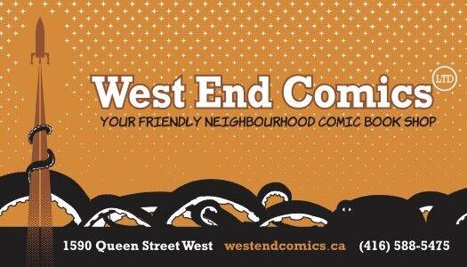 WEST END COMICS