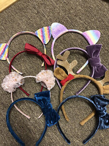 Selection Of Girls Headbands