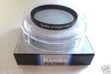 37mm Circular Universal Screw On DSLR SLR Camera UV Lens Filter w/ Storage Case