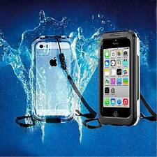 Black Waterproof lIfe Shockproof Dirt Snow Proof Case Cover for iPhone 6 PLUS