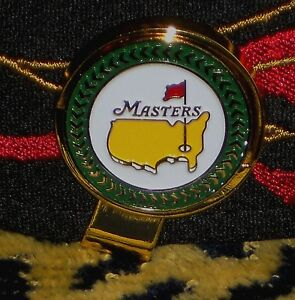 The Masters 2013 Ball Marker Only - Beautiful Ball Marker