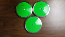 Competition Pack 3X 80% rim weight 1kg discus set