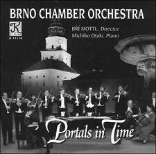 Portals in Time - Brno Chamber Orchestra - Myslivecek: Sinfonia in A (First Reco