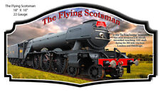 The Flying Scotsman Laser Cut Our Reproduction 10x18